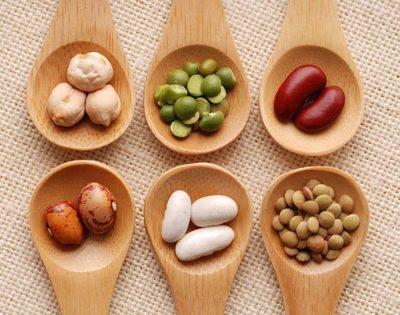 Las legumbres, un factor protector contra la diabetes.
