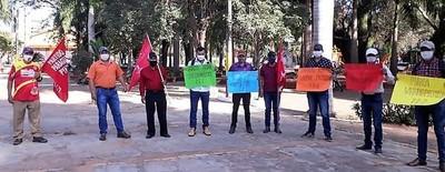 """""""Traición anterior está impune, y ahora el gobierno otra vez quiere entregar Itaipú a Brasil"""""""