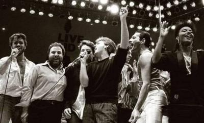 HOY / Día mundial del Rock & Roll: A 35 años del Live Aid y la inmortal presentación de Queen