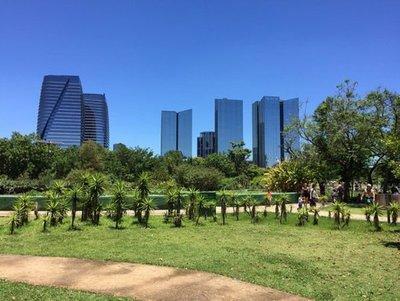 Sao Paulo reabre parques y gimnasios con señales de estabilización de COVID-19