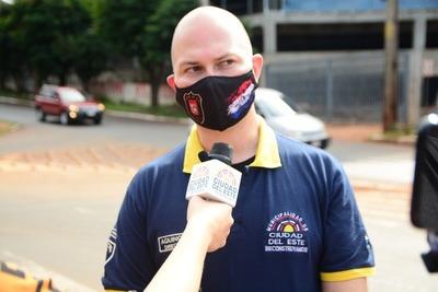 La PMT inicia campaña de concienciación para evitar accidentes