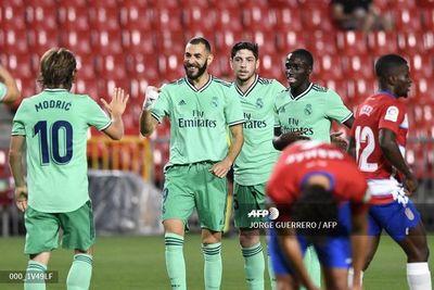 Real Madrid gana para acercarse al título liguero