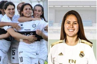 La carrera de 'Pirayú' Martínez: debutó en Olimpia y hoy día en el Real Madrid