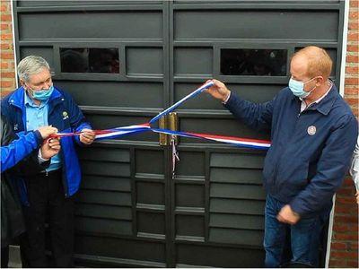 Inauguran nuevo centro de acopio de leche en Cambyretá