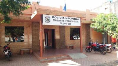 30 Policías de una comisaría de Villarrica van a cuarentena