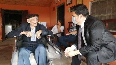 Fallece último héroe de la guerra del Chaco de Ñeembucú