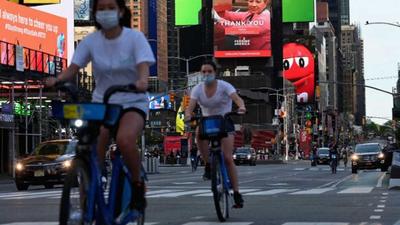 Coronavirus: Nueva York registró su primer día sin muertos desde el inicio de la pandemia