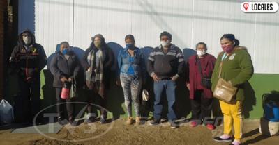 Tras 4 meses de un desalojo, vendedores ambulantes exigen ser reubicados