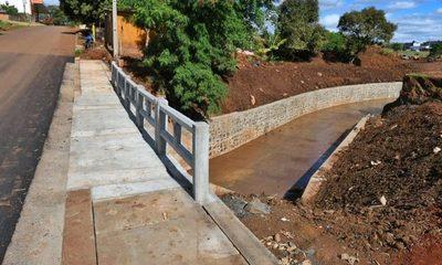 Itaipú prevé solución definitiva al problema de drenaje del Km 5,5 – Diario TNPRESS