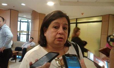 Esperanza Martínez presidirá la Comisión de Hacienda del Senado