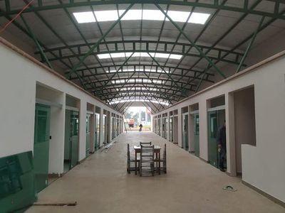 Obra de la Terminal de Minga Guazú alcanza 90% de avance