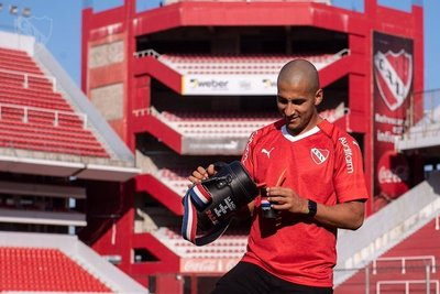 ¿Cecilio Dominguez queda libre de Independiente?