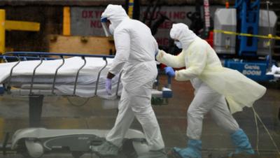 El Reino Unido registra 138 nuevas muertes por COVID-19 hasta las 44.968
