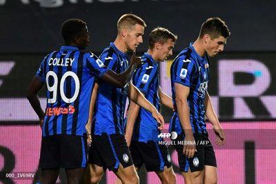 Atalanta golea al Brescia para colocarse segundo