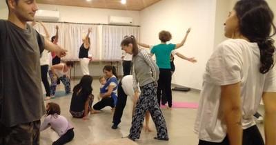 """""""Manos que danzan"""", un taller para moverse con libertad"""