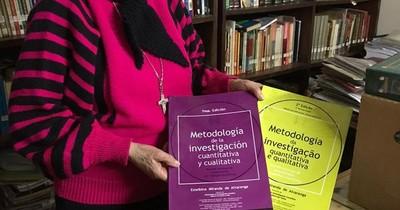 Estelbina Miranda de Alvarenga: la autora fundamental para empezar la tesis