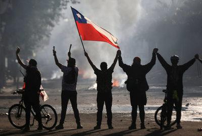 Revueltas sociales y pandemia: ¿cómo impacta en la demanda de carne de Chile?