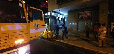 HOY / Apuñalan a indigente en calle Palma