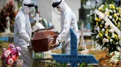 Brasil suma 1.300 nuevas muertes por coronavirus y el total llega a 74.133