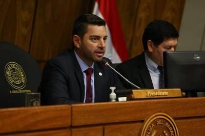 """Alliana suspendió sesión de Diputados """"por no contar con un protocolo definido por el Ministerio de Salud"""""""