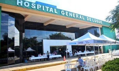 60 personas del Hospital de Luque van a cuarentena tras detectar caso positivo