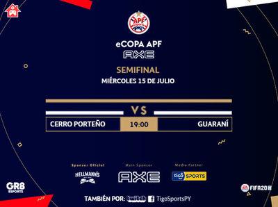 El torneo eSports de APF tendrá al otro finalista