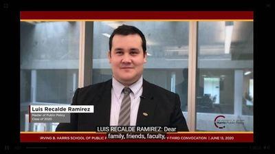 PARAGUAYO SOBRESALIENTE: HABLA 8 IDIOMAS, ESTUDIÓ EN COREA Y ACABA DE CULMINAR UNA MAESTRÍA EN EEUU