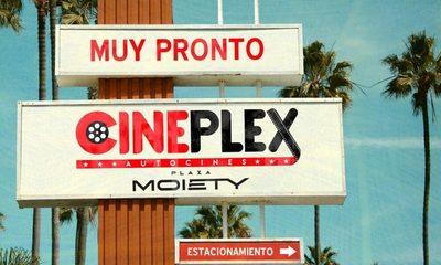 Cineplex Autocines en Plaza Moiety está llegando