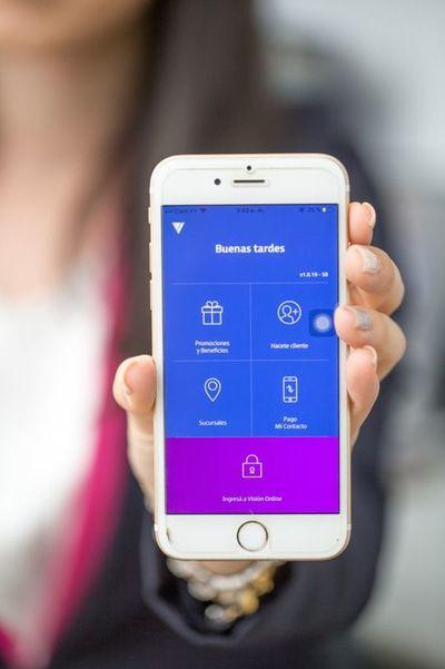 Visión Banco ofrece soluciones digitales 7x24