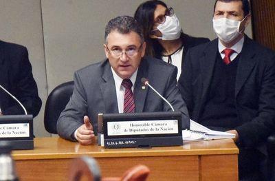 Presentan proyecto de voto censura al titular de la ANDE