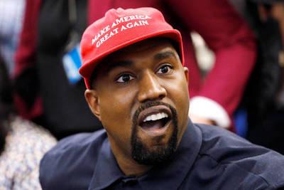 Kanye West habría abandonado su candidatura a la presidencia, días después de anunciarlo