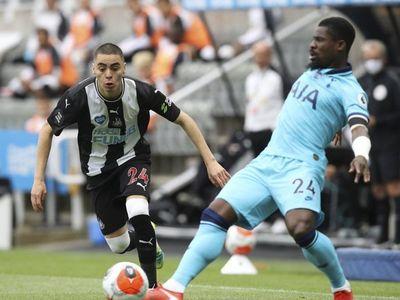 Tottenham vence al Newcastle de Almirón