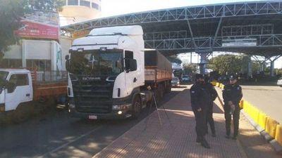 Autorizan importaciones menores y se levanta movilización
