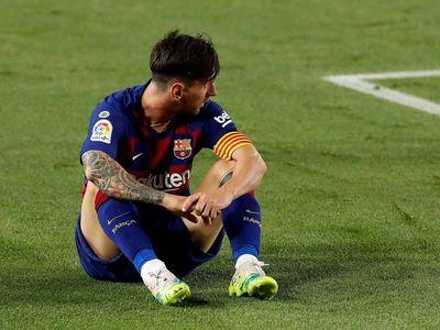 Laporta, preocupado por el futuro de Leo Messi