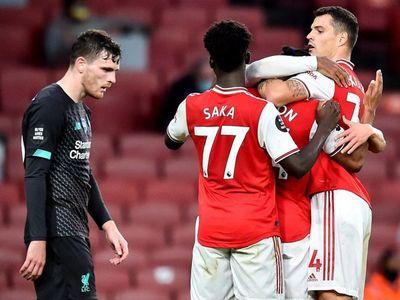Arsenal tumba al campeón sin récord