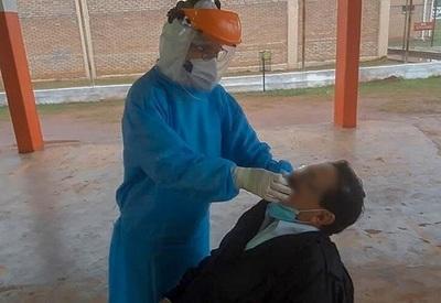 Covid en Paraguay: hubo 124 casos nuevos y ya son 3.198 los registrados en el país
