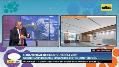 Se viene la feria virtual Constructecnia 2020