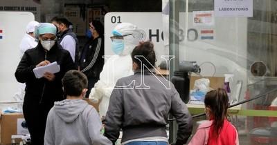 Niño con coronavirus en Misiones: 7 familiares y 18 trabajadores de salud van a cuarentena