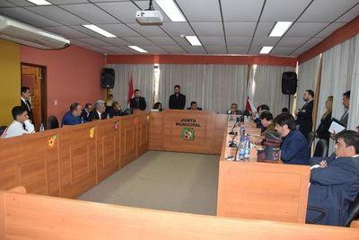 Junta declara a San Lorenzo en emergencia sanitaria para controlar avance del Covid-19