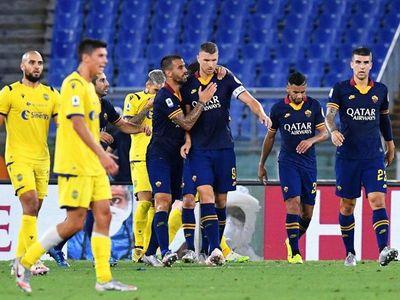Roma cerca de la próxima Europa League