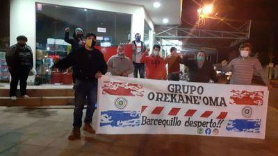 Barcequillo reclama soluciones al MOPC y a la Comuna de San Lorenzo