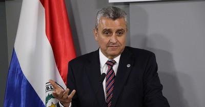 Villamayor afirma que tenemos el mejor desempeño en salud y en economía