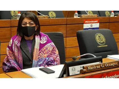 Ex gobernadora de Alto Paraguay  es investigada por lesión de confianza