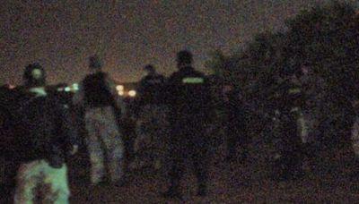 Tiroteo en Alto Paraná: Militar está grave y hay 35 demorados
