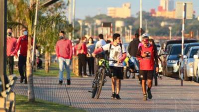 Central, Asunción y otras zonas podrían quedar en la fase 3 de la cuarentena inteligente