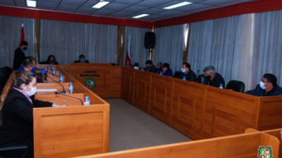La Junta Municipal de San Lorenzo declaró emergencia.
