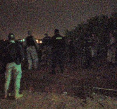Marino herido en enfrentamiento en CDE está en coma inducido y será trasladado a Asunción