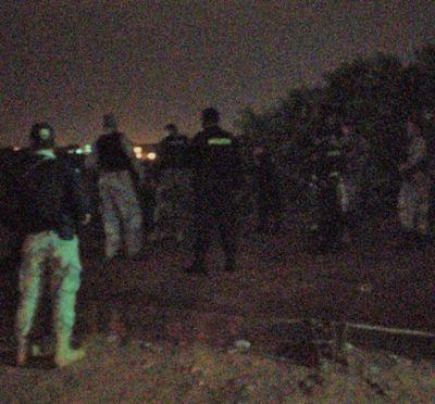 Marino herido y en grave estado luego de un enfrentamiento entre militares y contrabandistas