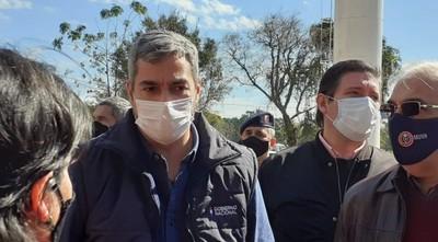 """Marito dice que no cambia a Mazzoleni, porque """"está haciendo un buen trabajo"""" – Diario TNPRESS"""