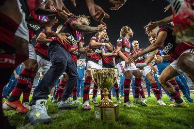 Flamengo, sin Robert Piris, conquistó el estadual Carioca